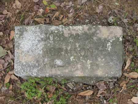 MORRISON, JOSEPH P - Jackson County, Arkansas | JOSEPH P MORRISON - Arkansas Gravestone Photos