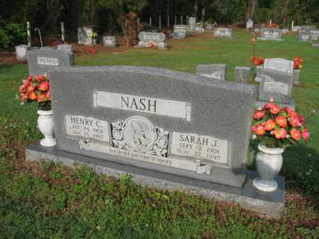 NASH, SARAH J - Jackson County, Arkansas | SARAH J NASH - Arkansas Gravestone Photos
