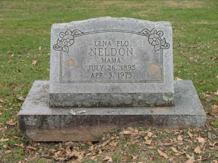 NELDON, LENA FLO - Jackson County, Arkansas | LENA FLO NELDON - Arkansas Gravestone Photos