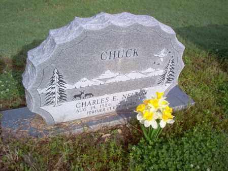 "NELSON, CHARLES E  ""CHUCK"" - Jackson County, Arkansas | CHARLES E  ""CHUCK"" NELSON - Arkansas Gravestone Photos"