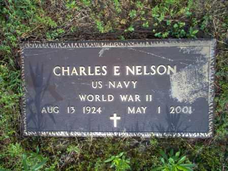 "NELSON (VETERAN WWII), CHARLES E  ""CHUCK"" - Jackson County, Arkansas | CHARLES E  ""CHUCK"" NELSON (VETERAN WWII) - Arkansas Gravestone Photos"
