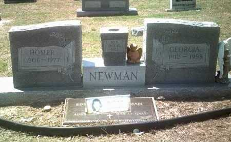 NEWMAN, HOMER - Jackson County, Arkansas | HOMER NEWMAN - Arkansas Gravestone Photos