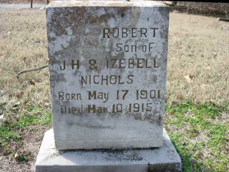 NICHOLS, ROBERT - Jackson County, Arkansas | ROBERT NICHOLS - Arkansas Gravestone Photos