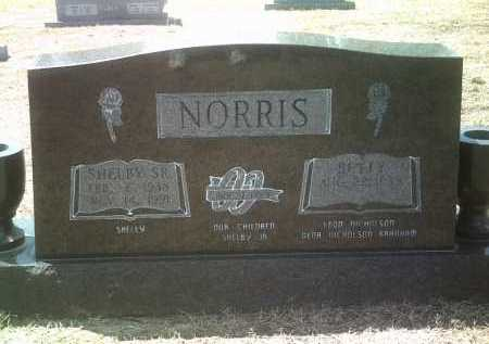NORRIS, SR, SHELBY J - Jackson County, Arkansas | SHELBY J NORRIS, SR - Arkansas Gravestone Photos