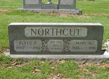 NORTHCUT, RUFUS P - Jackson County, Arkansas | RUFUS P NORTHCUT - Arkansas Gravestone Photos
