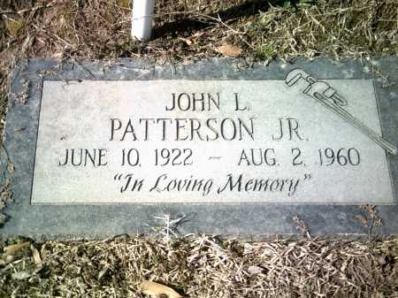 PATTERSON, JR, JOHN L - Jackson County, Arkansas | JOHN L PATTERSON, JR - Arkansas Gravestone Photos