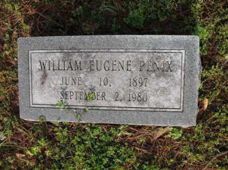PENIX, WILLIAM EUGENE - Jackson County, Arkansas | WILLIAM EUGENE PENIX - Arkansas Gravestone Photos