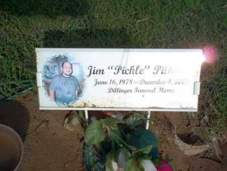 "PILKINTON, JIM ASHLEY ""PICKLE"" - Jackson County, Arkansas | JIM ASHLEY ""PICKLE"" PILKINTON - Arkansas Gravestone Photos"