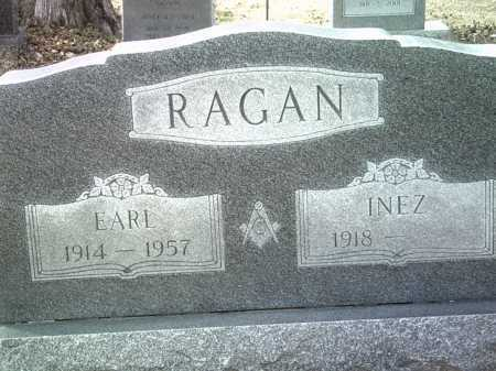 RAGAN, EARL - Jackson County, Arkansas | EARL RAGAN - Arkansas Gravestone Photos