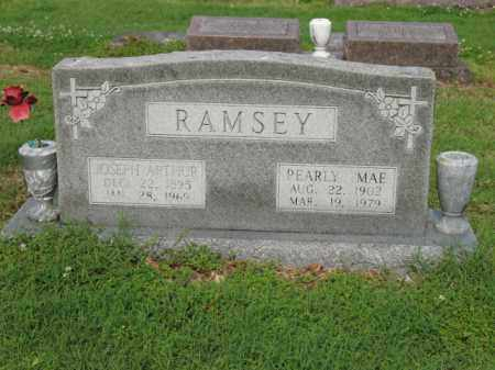 RAMSEY, PEARLY MAE - Jackson County, Arkansas | PEARLY MAE RAMSEY - Arkansas Gravestone Photos