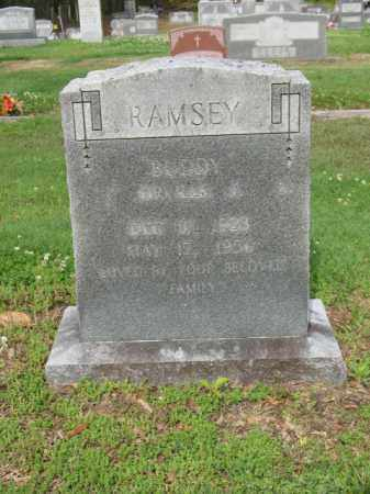 "RAMSEY, ORVILLE A  ""BUDDY"" - Jackson County, Arkansas 