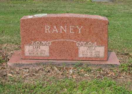 RANEY, ZULA - Jackson County, Arkansas | ZULA RANEY - Arkansas Gravestone Photos