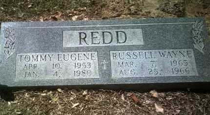 REDD, TOMMY EUGENE - Jackson County, Arkansas | TOMMY EUGENE REDD - Arkansas Gravestone Photos
