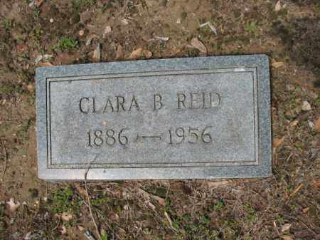 REID, CLARA B - Jackson County, Arkansas | CLARA B REID - Arkansas Gravestone Photos