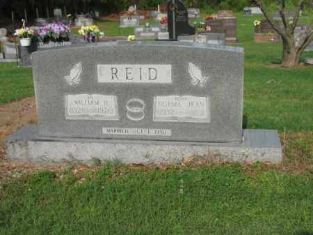 REID, JR, WILLIAM H - Jackson County, Arkansas | WILLIAM H REID, JR - Arkansas Gravestone Photos