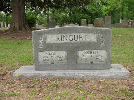RINQUET, ADAM L - Jackson County, Arkansas | ADAM L RINQUET - Arkansas Gravestone Photos