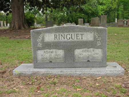 RINGUET, OZILLE - Jackson County, Arkansas | OZILLE RINGUET - Arkansas Gravestone Photos