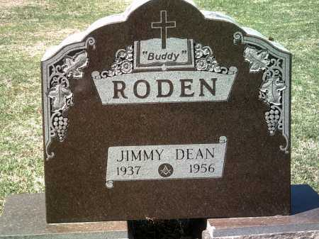 "RODEN, JIMMY DEAN ""BUDDY"" - Jackson County, Arkansas 