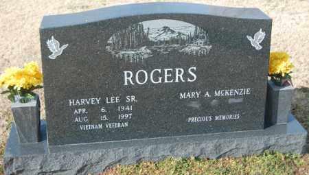 ROGERS, SR (VETERAN VIET), HARVEY LEE - Jackson County, Arkansas | HARVEY LEE ROGERS, SR (VETERAN VIET) - Arkansas Gravestone Photos