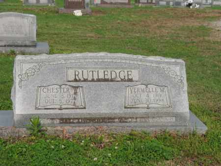RUTLEDGE, VERMELLE M - Jackson County, Arkansas | VERMELLE M RUTLEDGE - Arkansas Gravestone Photos
