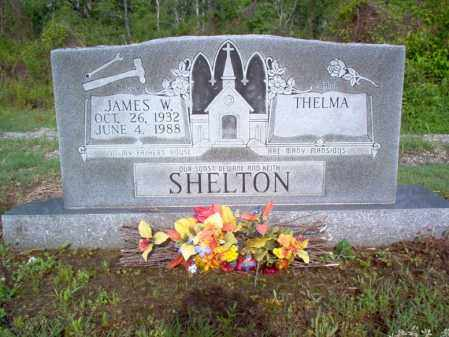 SHELTON, JAMES W - Jackson County, Arkansas | JAMES W SHELTON - Arkansas Gravestone Photos