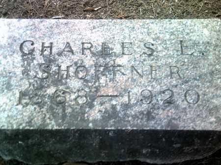 SHOFFNER, SR, CHARLES L - Jackson County, Arkansas | CHARLES L SHOFFNER, SR - Arkansas Gravestone Photos