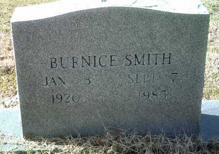 SMITH, BURNICE - Jackson County, Arkansas | BURNICE SMITH - Arkansas Gravestone Photos