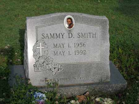 SMITH, SAMMY D - Jackson County, Arkansas | SAMMY D SMITH - Arkansas Gravestone Photos