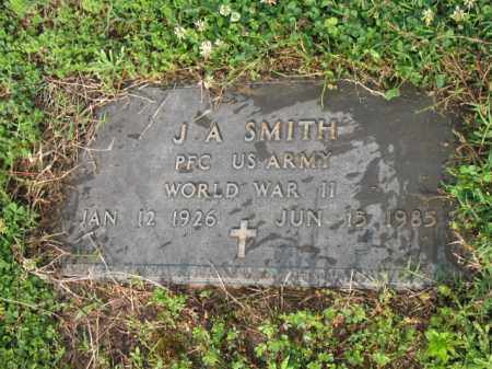 SMITH (VETERAN WWII), J A - Jackson County, Arkansas | J A SMITH (VETERAN WWII) - Arkansas Gravestone Photos