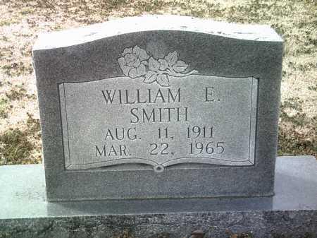 SMITH, WILLIAM E - Jackson County, Arkansas | WILLIAM E SMITH - Arkansas Gravestone Photos