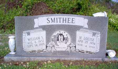 SMITHEE, WILLIAM S - Jackson County, Arkansas | WILLIAM S SMITHEE - Arkansas Gravestone Photos