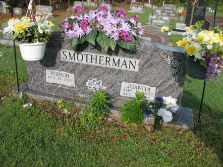 SMOTHERMAN, IDA JUANITA - Jackson County, Arkansas | IDA JUANITA SMOTHERMAN - Arkansas Gravestone Photos