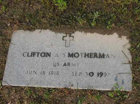 SMOTHERMAN (VETERAN), CLIFTON A - Jackson County, Arkansas | CLIFTON A SMOTHERMAN (VETERAN) - Arkansas Gravestone Photos