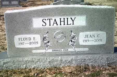 STAHLY, FLOYD E - Jackson County, Arkansas | FLOYD E STAHLY - Arkansas Gravestone Photos