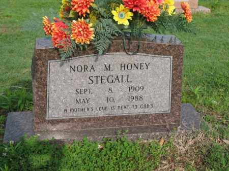 STEGALL, NORA M - Jackson County, Arkansas | NORA M STEGALL - Arkansas Gravestone Photos