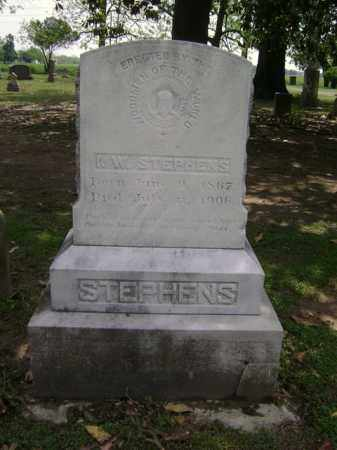STEPHENS, I W - Jackson County, Arkansas | I W STEPHENS - Arkansas Gravestone Photos