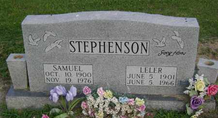 STEPHENSON, LELER - Jackson County, Arkansas | LELER STEPHENSON - Arkansas Gravestone Photos