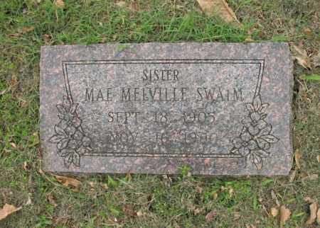 SWAIM, MAE - Jackson County, Arkansas | MAE SWAIM - Arkansas Gravestone Photos