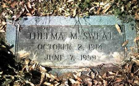 SWEAT, THELMA M - Jackson County, Arkansas | THELMA M SWEAT - Arkansas Gravestone Photos
