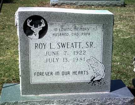 SWEATT, SR, ROY LEE - Jackson County, Arkansas | ROY LEE SWEATT, SR - Arkansas Gravestone Photos
