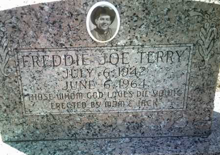 TERRY, FREDDIE JOE - Jackson County, Arkansas | FREDDIE JOE TERRY - Arkansas Gravestone Photos