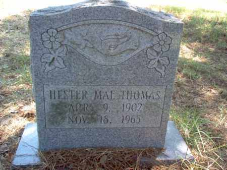THOMAS, HESTER MAE - Jackson County, Arkansas | HESTER MAE THOMAS - Arkansas Gravestone Photos
