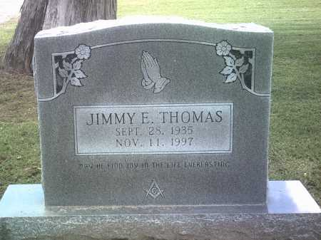 "THOMAS, JAMES EDWARD ""JIMMY"" - Jackson County, Arkansas 