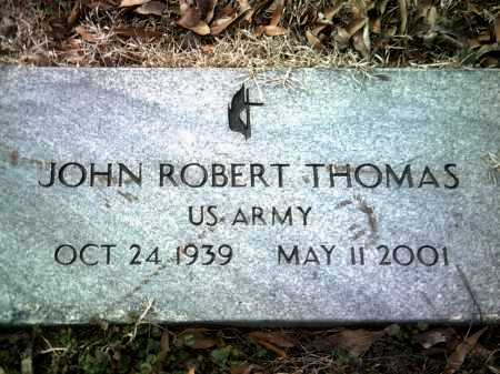 THOMAS (VETERAN), JOHN ROBERT - Jackson County, Arkansas | JOHN ROBERT THOMAS (VETERAN) - Arkansas Gravestone Photos