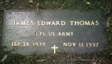 "THOMAS (VETERAN), JAMES EDWARD ""JIMMY"" - Jackson County, Arkansas 