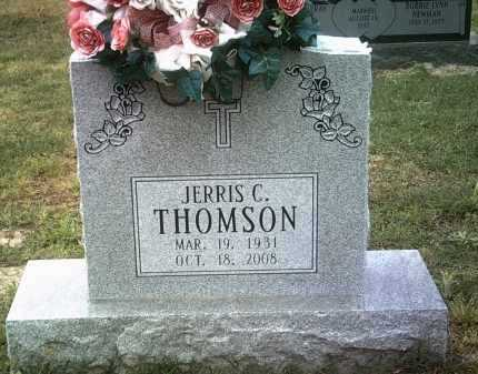 THOMSON, JERRIS CAROLE - Jackson County, Arkansas | JERRIS CAROLE THOMSON - Arkansas Gravestone Photos