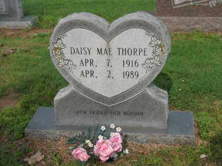 THORPE, DAISY MAE - Jackson County, Arkansas | DAISY MAE THORPE - Arkansas Gravestone Photos