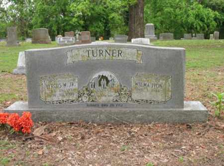 TURNER, JR, FERGUS W - Jackson County, Arkansas | FERGUS W TURNER, JR - Arkansas Gravestone Photos