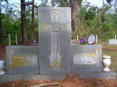 TURNER, MYRTLE MARIE - Jackson County, Arkansas | MYRTLE MARIE TURNER - Arkansas Gravestone Photos
