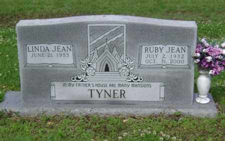 TYNER, RUBY JEAN - Jackson County, Arkansas | RUBY JEAN TYNER - Arkansas Gravestone Photos